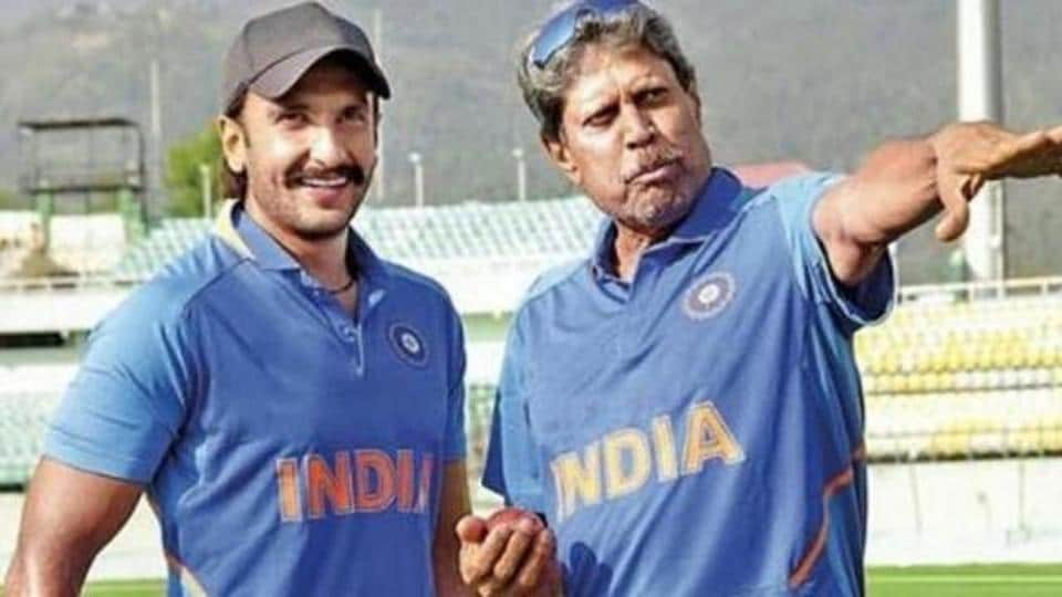 Kapil Dev says he did not get to choose '83 cast, says 'But I know Ranveer Singh will give more than 100%