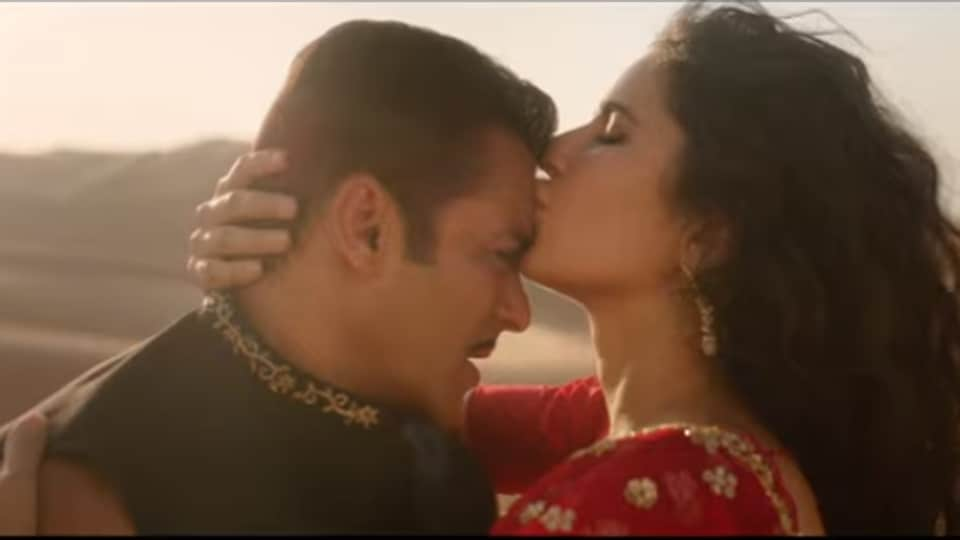 Bharat song,Bharat,Salman Khan