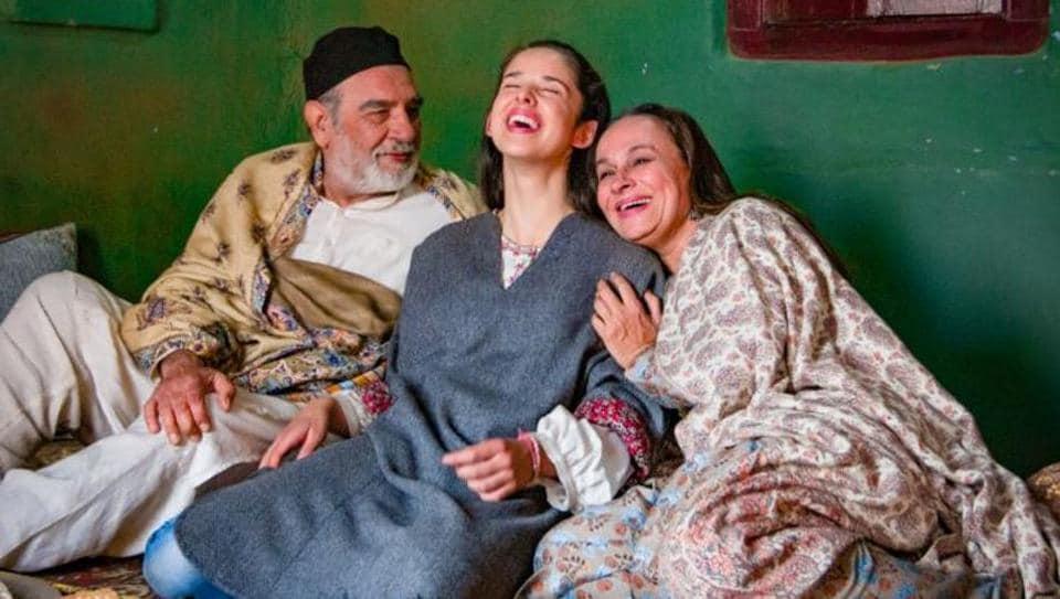 Ritu Kumar,No Fathers in Kashmir,Kashmiri Shawls