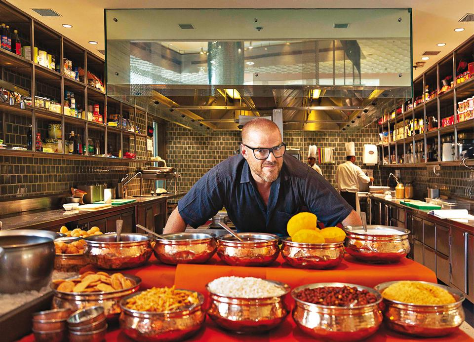 Heston Blumenthal sprang to fame two decades ago and has had three Michelin stars for over a decade now