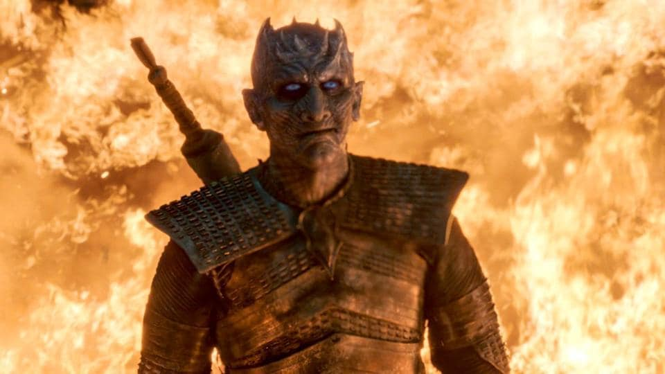 The Night King's dread finally ended in Game of Thrones' latest episode but some were still not happy.