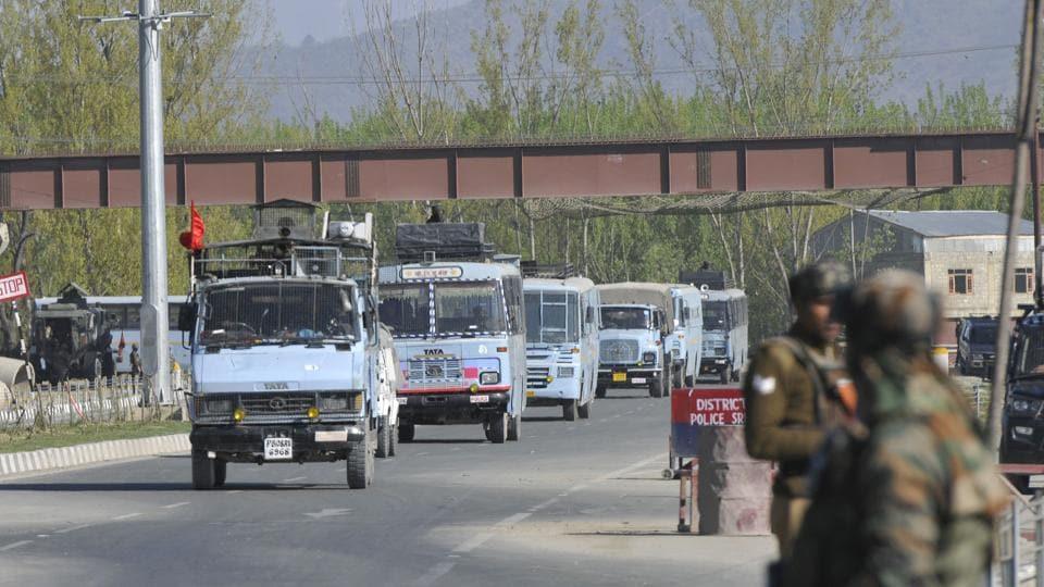 Jammu and Kashmir,NH-44,Baramulla
