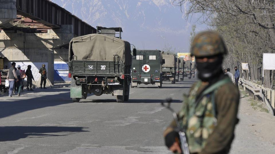 Authorities on Wednesday announced an end to the restrictions on civilian traffic along the 100km stretch between Uri and Srinagar along the lifeline highway that connects Kashmir to the outside world.
