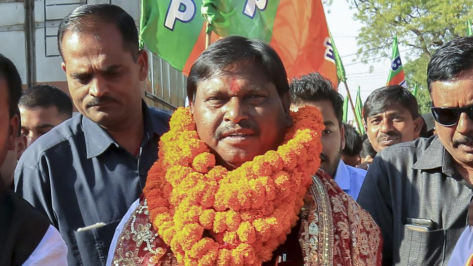 lok sabha elections 2019,khunti LS seat,arjun munda