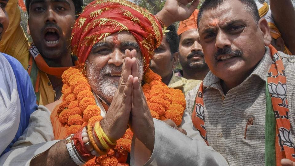 Union Minister Ashwini Kumar Choubey is the BJP candidate from  Buxar constituency.