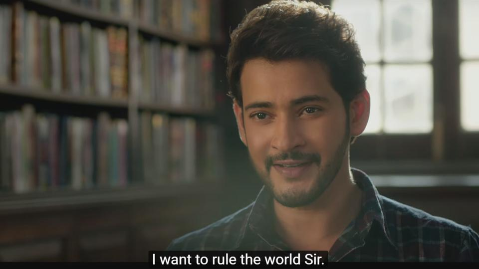 Maharshi trailer: Mahesh Babu is in the mood to rule the