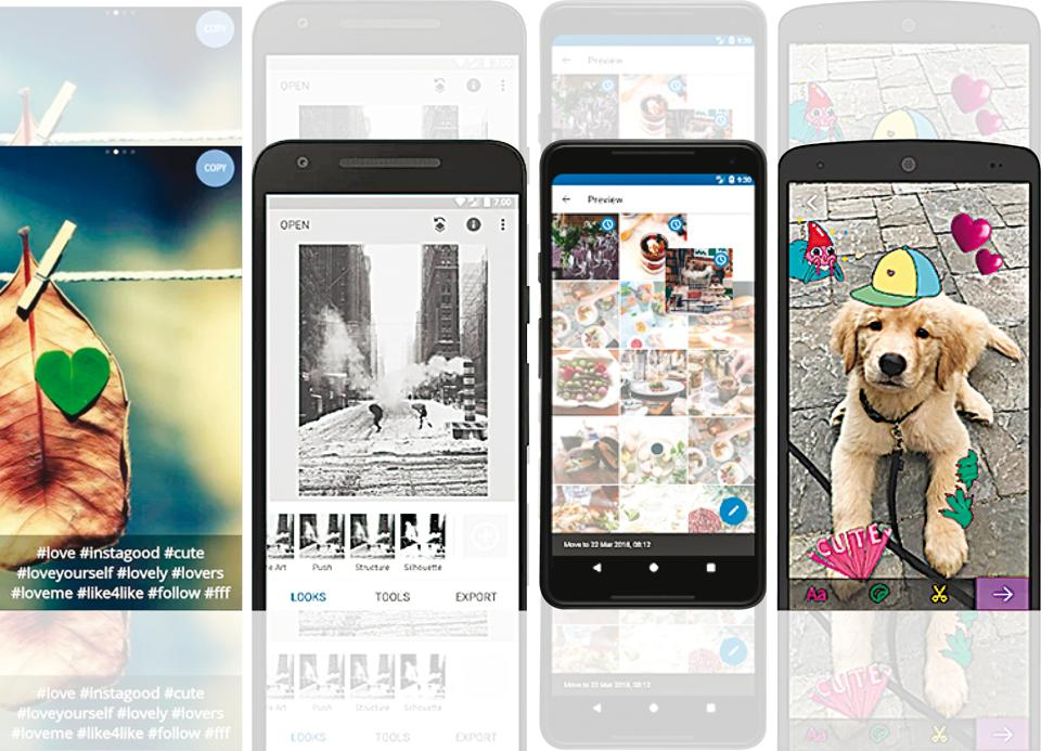 5 apps for the social media jedi | brunch | boc | Hindustan