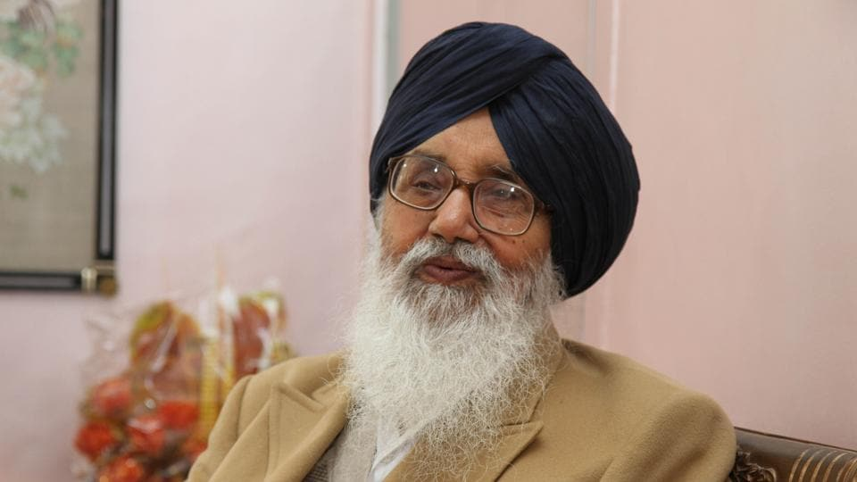 Badal, 91, who has served as chief minister five times, has so far been maintaining a low-key profile in these elections.