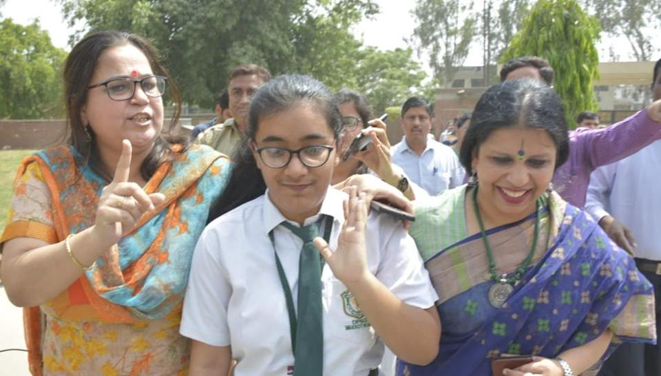 CBSE class 12th results: 23 students bag top 3 positions  Read the