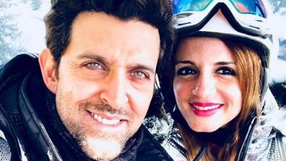 Hrithik Roshan and Sussanne Khan divorced in 2014.