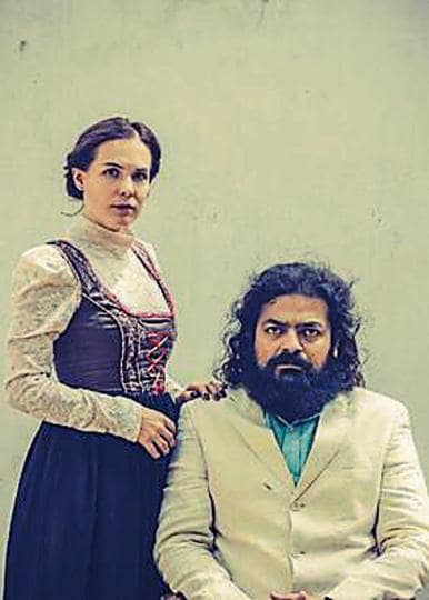 Satchit Puranik and Michaela Talwar will play Karl Marx and his wife Jenny Von Westphalen in the play that debuts in Mumbai.
