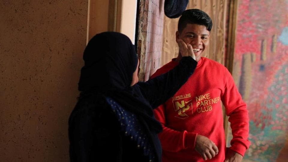 Photos: Gaza Youth Find Comfort Against Blockade In