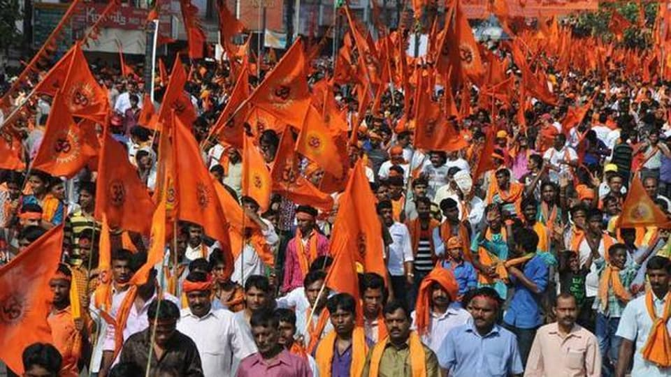 The RSS has been running a campaign to counter the charge of Hindu terror and is relying on literature and films to argue against the charges levelled against the organisation and key accused in the Malegaon and Mecca Majid blasts such as Pragya Thakur and Aseemanand.