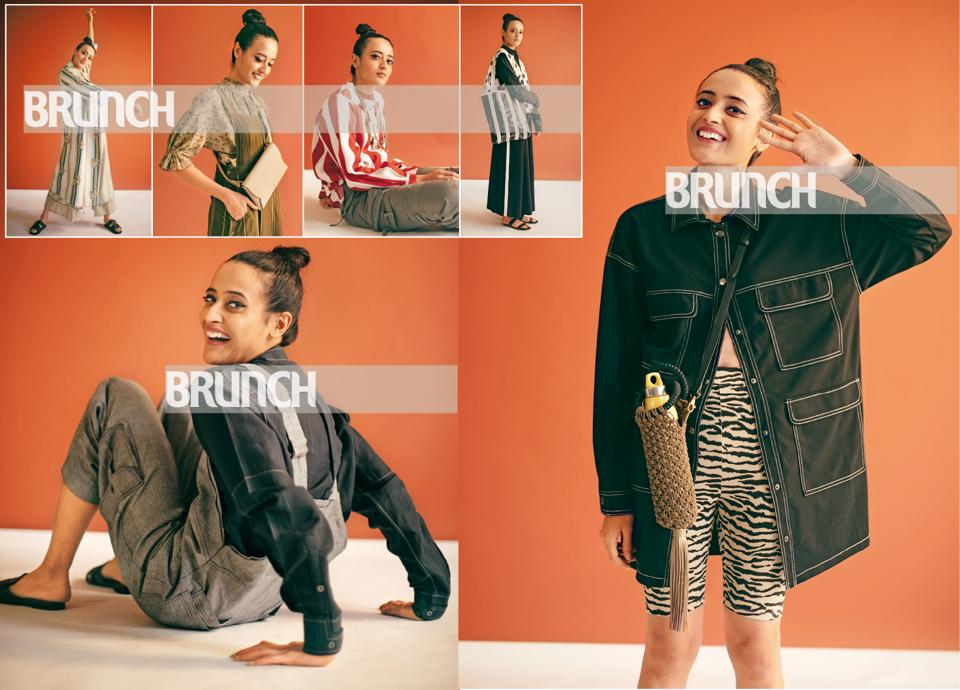 Fashion's current mood – practical over pretty – is giving style-makers their long-due reality check. Styling by Jahnvi Bansal; Model: Apeksha Verma (Runway Lifestyle); Make-up and hair: Leeview Biswas; Styling assistant: Chandni Agarwal