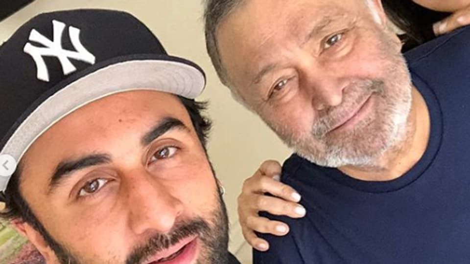 Rishi Kapoor is cancer-free, says God has been kind