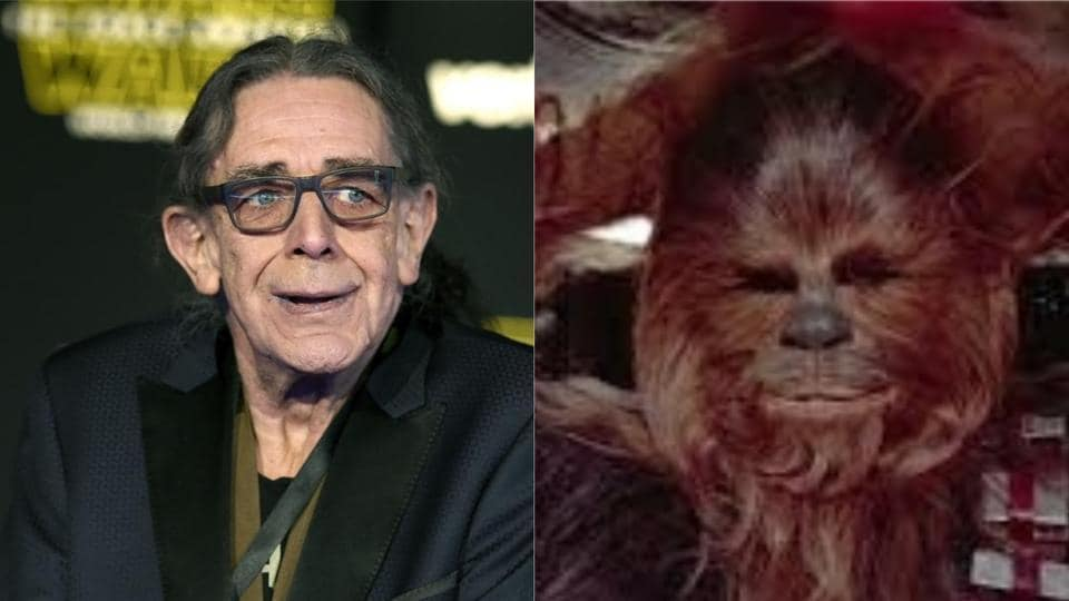 Star Wars' Chewbacca, Peter Mayhew, died on Tuesday. (AP)
