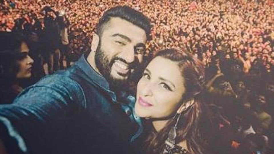 Parineeti Chopra and Arjun Kapoor have worked with each other in three films.