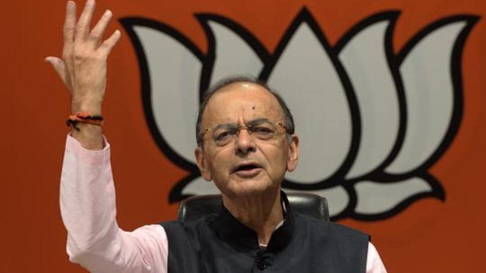 """Finance minister Arun Jaitley on Friday hit out at Congress president Rahul Gandhi, saying his attempt at """"revenge"""" against Prime Minister Narendra Modi may not succeed, and will end up as revenge against his own party."""