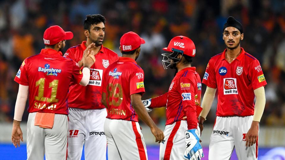 Kings XI Punjab might make a few changes when they take on KKR on Friday
