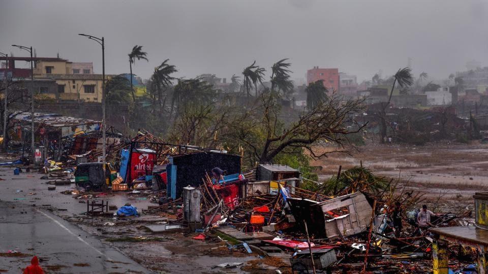 Image result for puri Cyclone Fani