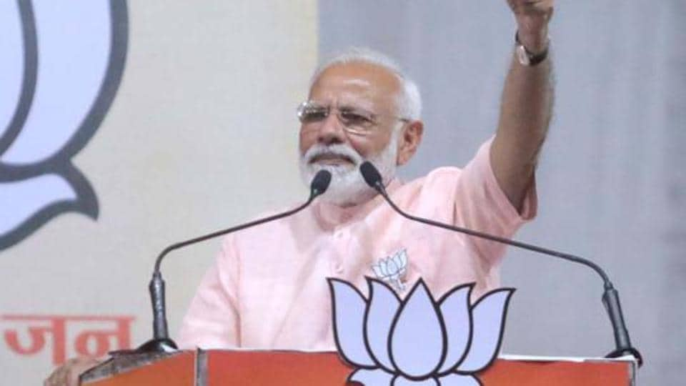 Prime Minister Modi, who was addressing an election rally in Rajasthan, said the Centre is in touch with government in Odisha, West Bengal, Andhra Pradesh, Tamil Nadu and Puducherry.