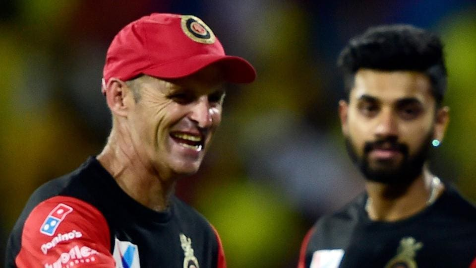 File image of RCB head coach Gary Kirsten.