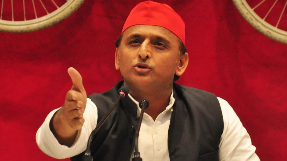 "Samajwadi Party (SP) chief Akhilesh Yadav said on Friday that while it would ""be good for (his father) netaji (Mulayam Singh Yadav) to get the honour"" of being Prime Minister, he (Yadav Sr) was ""probably not in the race"" for the post."