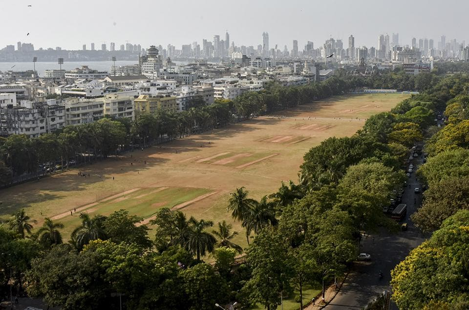 Oval Cooperage Residents Association) was instrumental in turning the Oval Maidan from a dump to a free public space.