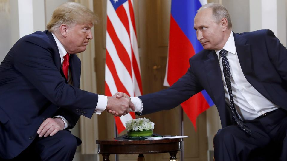 Donald Trump, Vladimir Putin discuss new nuclear accord possibly including China
