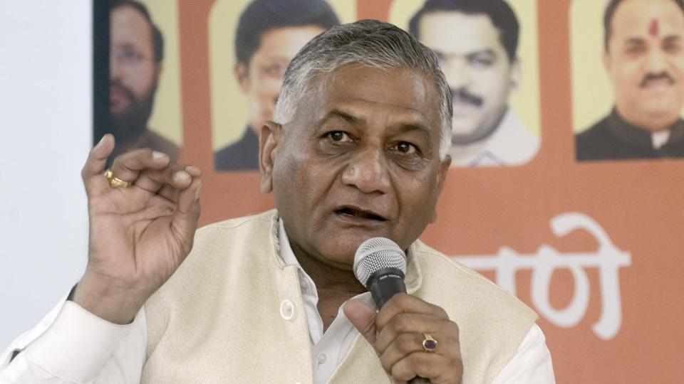 Minister of state for foreign affairs and former chief of Army Staff General VK Singh on Saturday took on the Congress, which claimed that operations across the Line of Control (LoC) – the de-facto border between India and Pakistan – by the Indian military did happen in the past as well.