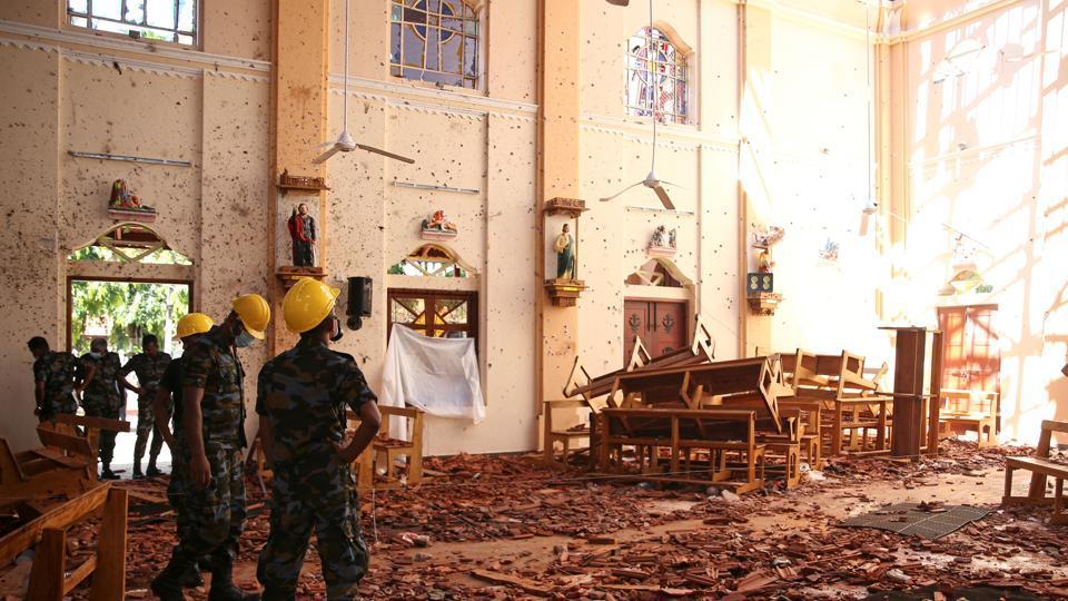 Lanka bombing,Indian intel,Saudi Arabia