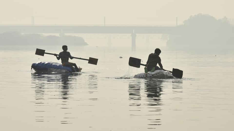 Delhi says Haryana  is obstructing flow of the Yamuna