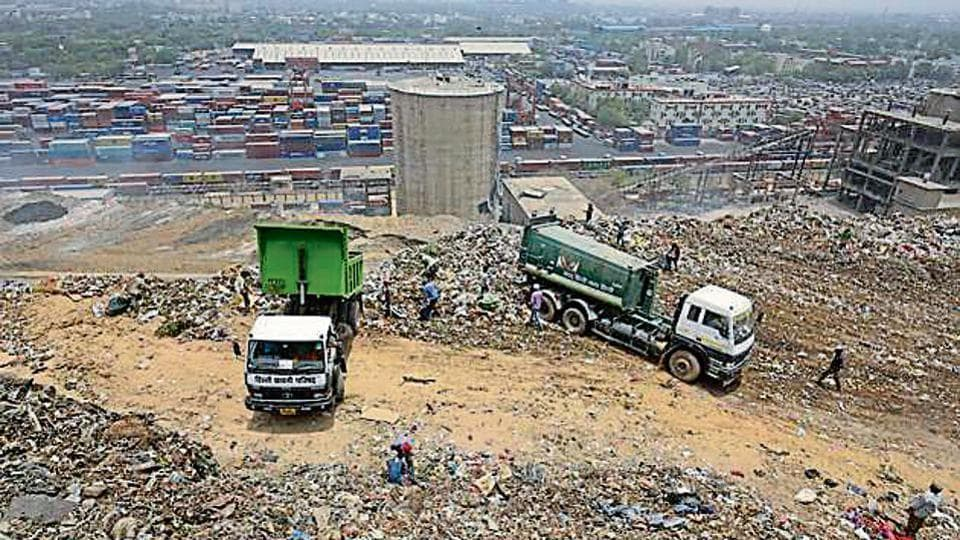 The vehicles are required to transport garbage from dhalaos to landfills and to clean drains.