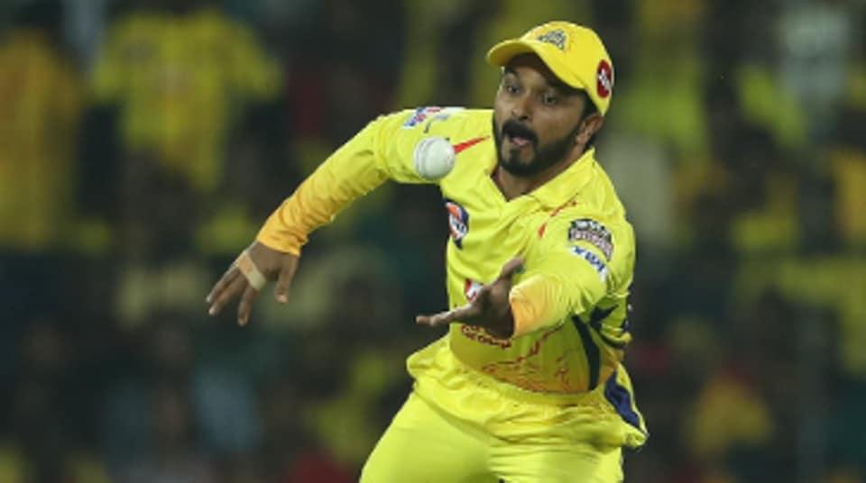 Bound Kedar Jadhav sustains shoulder injury, set to miss IPL play-offs