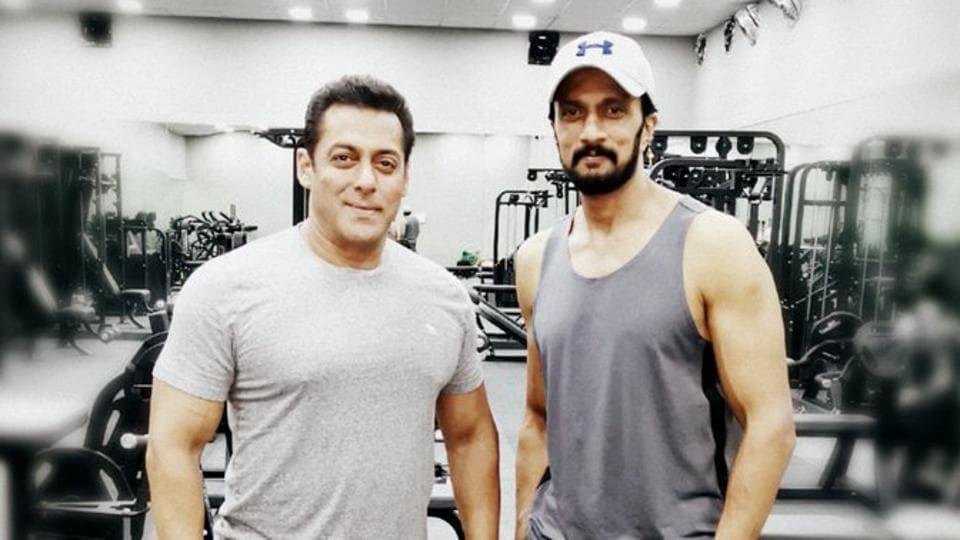 Salman Khan,Sudeep,Dabangg 3
