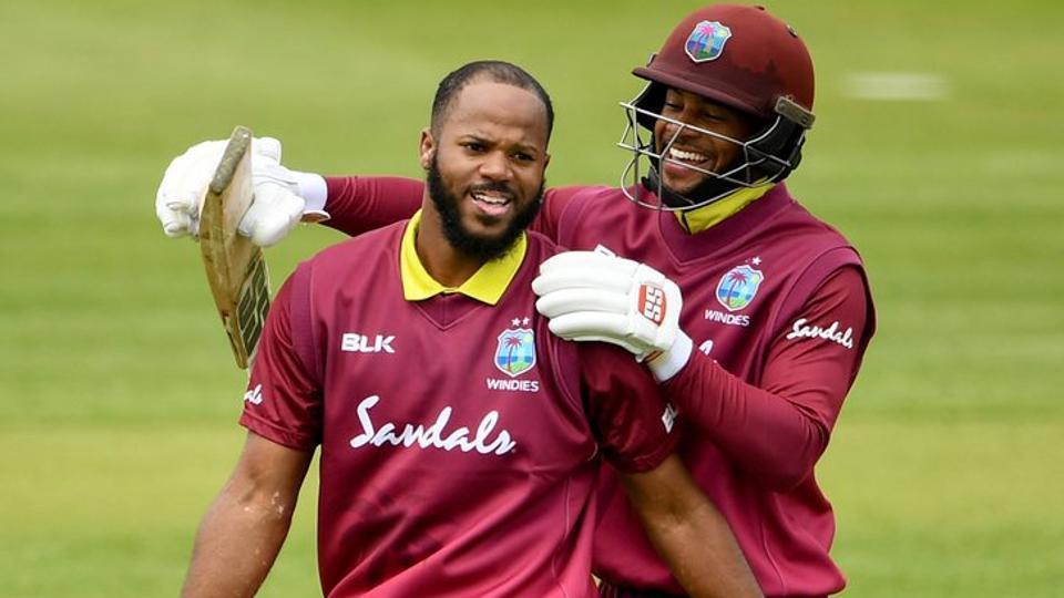Ireland vs West Indies,John Campbell,Shai Hope