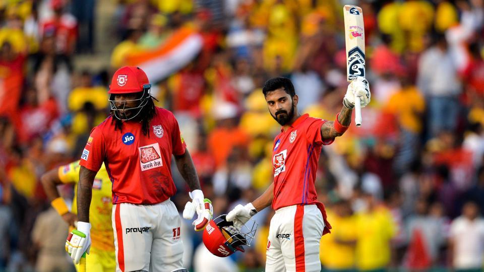 IPL 2019,KXIP vs CSK,KLRahul