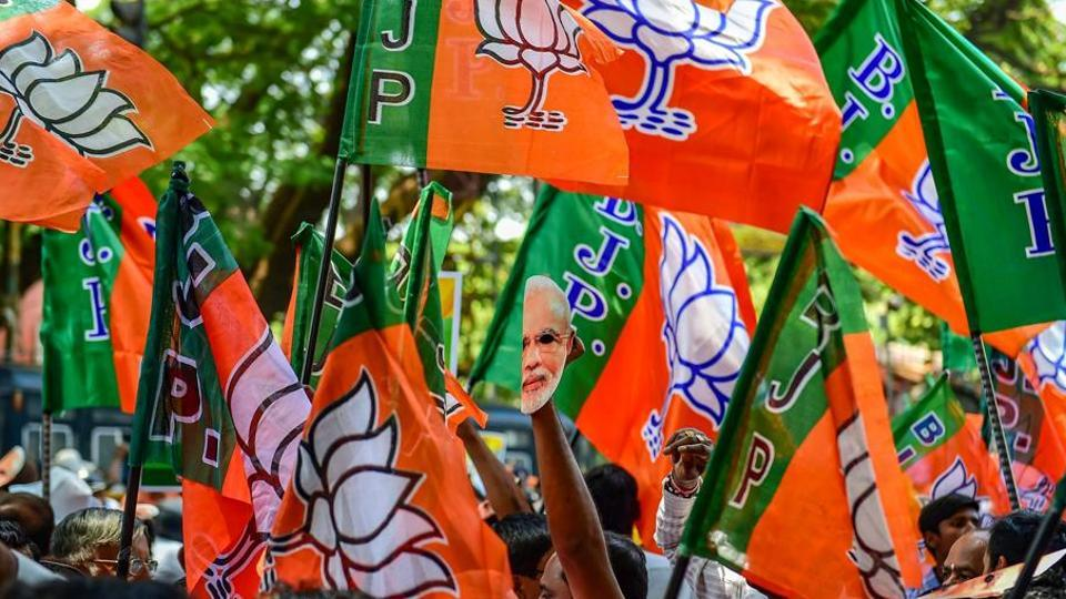 BJP Files New Batch Of Complaints To Election Commission