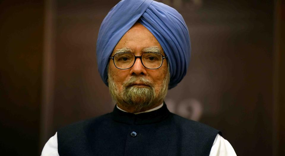 """Manmohan Singh, known as the architect of India's economic reforms in 1990s, felt the country is headed for a slowdown and accused the Modi regime of leaving the country's economy in """"dire straits""""."""