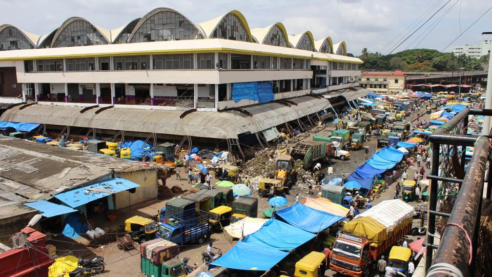 A visit to the market, which was once a delightful experience, is now onerous and stressful