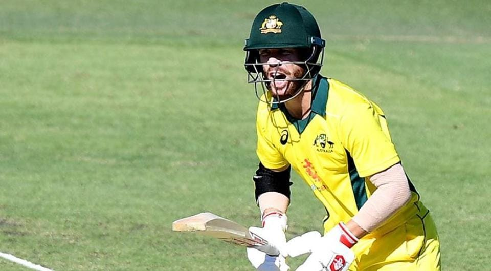 David Warner returned in Australian colours after a gap of more than 14 months.