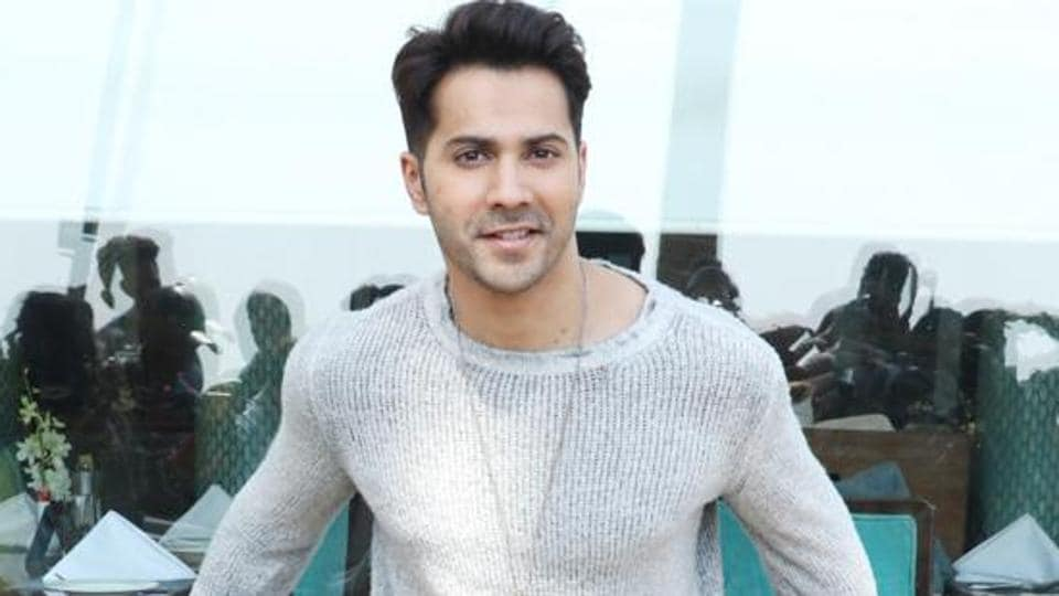 Varun Dhawan says that his father David Dhawan had told him that he will never launch him in Bollywood.