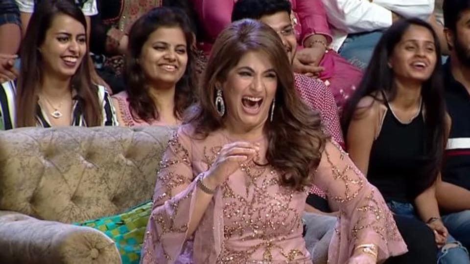The Kapil Sharma Show: Get off my seat, Navjot Singh Sidhu