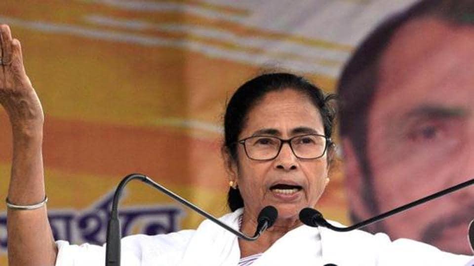 Trinamool Congress supremo  and West Bengal Chief Minister Mamata Banerjee