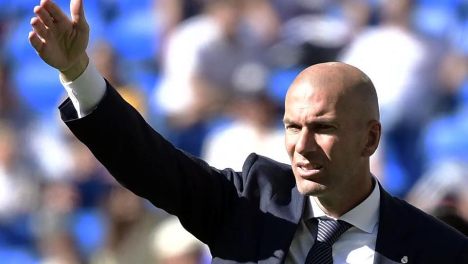 'We're not throwing flowers into the air, we did the job' - Zidane