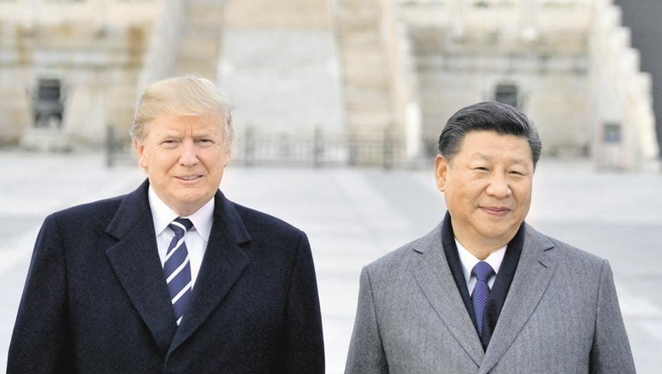 The trade dispute between the United States and China has become the primary destabiliser of the global economy