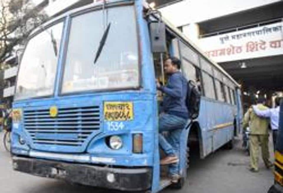 The current fleet strength of the PMPML is 1,373, while additional 577 buses are operated by private companies on contract basis.