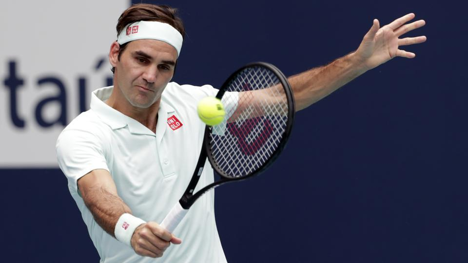 Roger Federer was duly missed in the ATP top 3 rankings