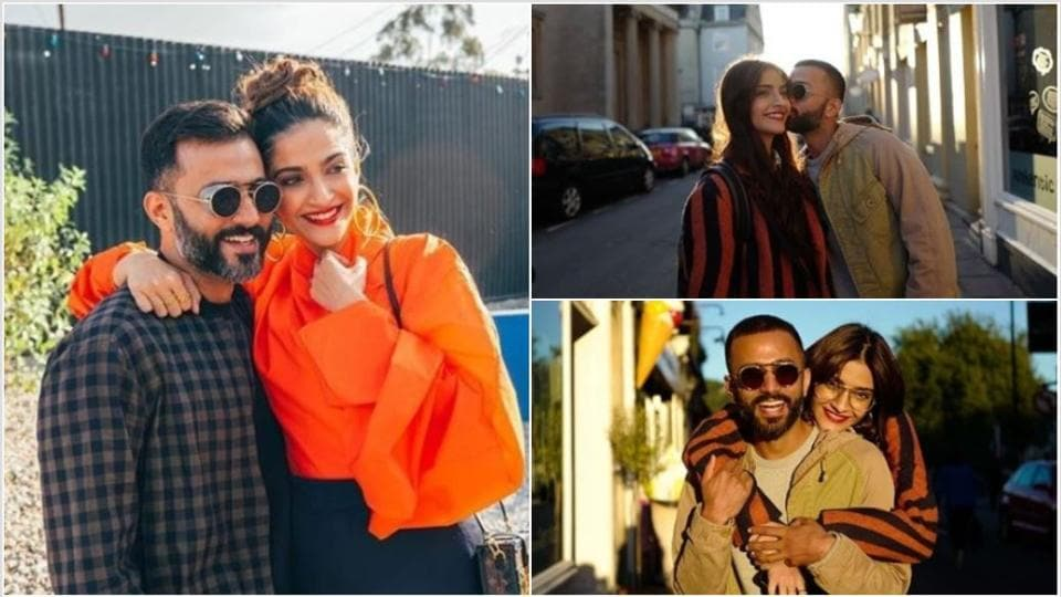 Sonam Kapoor and Anand Ahuja are celebrating their first wedding anniversary on Wednesday.