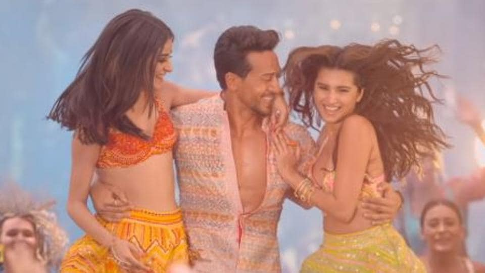 Student of the Year 2 stars Tiger Shroff, Tara Sutaria and Ananya Panday.